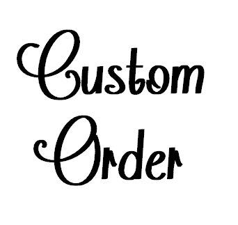 Custom Feather Order 0002