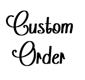 Custom Feather Order 0003